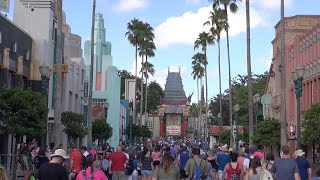 Disneys Hollywood Studios 2020 Reopening With Commentary Walt Disney World Crowd Levels, Face Masks