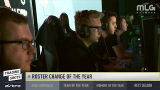 CWL 2018 Roster Change of the Year | Trading Shots Presented by ASTRO Gaming