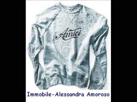 Immobile Alessandra Amoroso