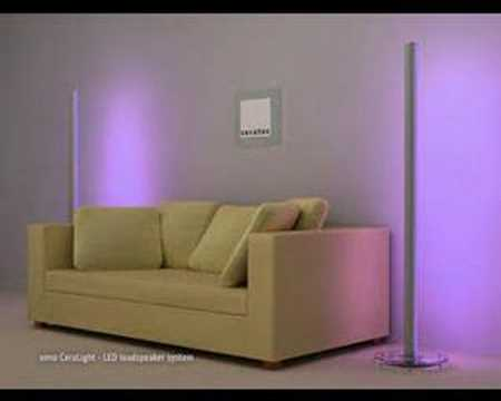 Ceratec's Ambilight-ish Speakers Provide Ambiance