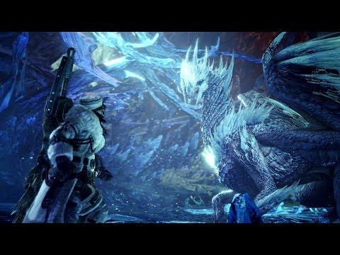 《魔物獵人世界:ICE BORNE》TVCM「新魔物篇」