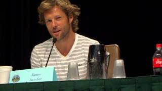 Dragon*Con 2012 Day 1 - Jamie Bamber Answers Doctor Who Question
