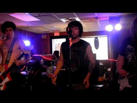 Op Orange - Pollution (Live at the Jam Factory)