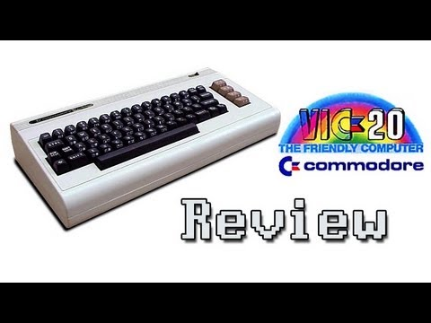 LGR - Commodore VIC-20 Computer System Review