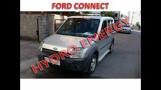 Ford Connect 1.8 dizel hidrojen yakıt sistem montajı