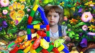 №2 Organizing Alice's toys:) a lot of different interesting toys. Разбираем игрушки 1 часть - https://youtu.be/JIVk6IOZZeM Разбираем игрушки 3 часть -