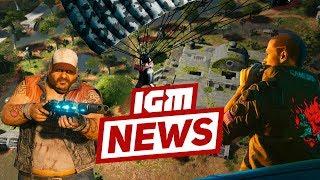 IGM News: третья карта PUBG и Cyberpunk без «Ведьмака»