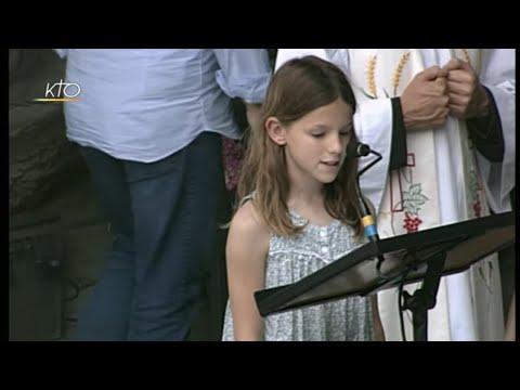 Chapelet à Lourdes du 19 juin 2019