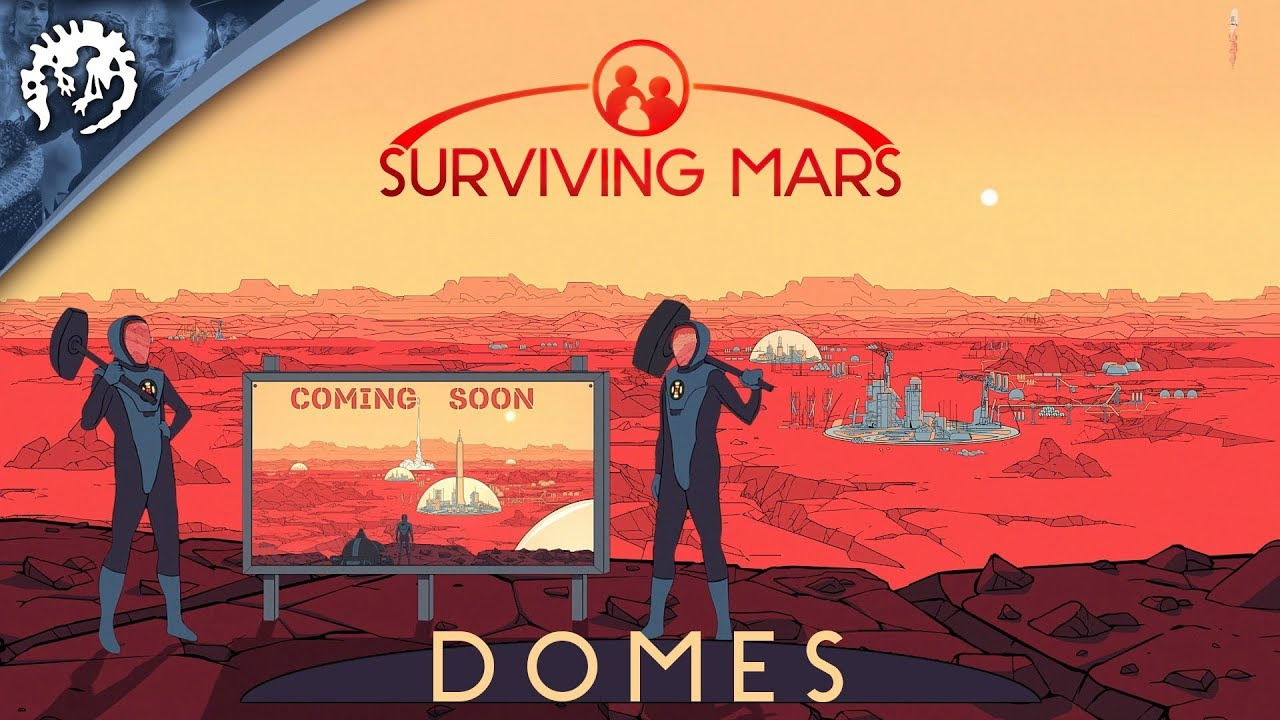 Trailer di Surviving Mars
