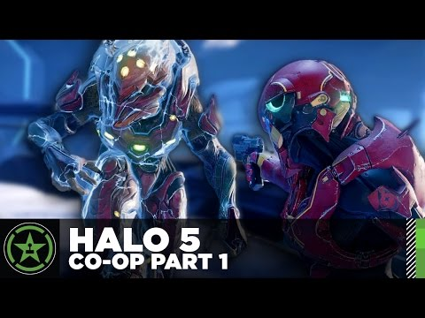 Let's Play - Halo 5: Guardians - Co-op [SPOILERS]