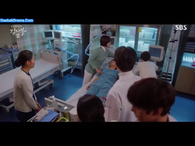 Miss Oh is Awesome! Master Kim is so Stubborn | Romantic Doctor Teacher Kim 2 – Ep 11 Eng sub