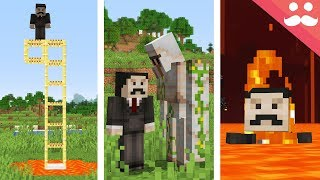 25 Dumb ways to Die in Minecraft! #2
