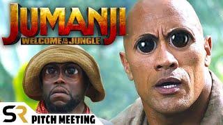 Jumanji: Welcome to the Jungle Pitch Meeting