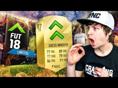 HUGE 91 UPGRADES + WALKOUTS!! - FIFA 18 PACK OPENING