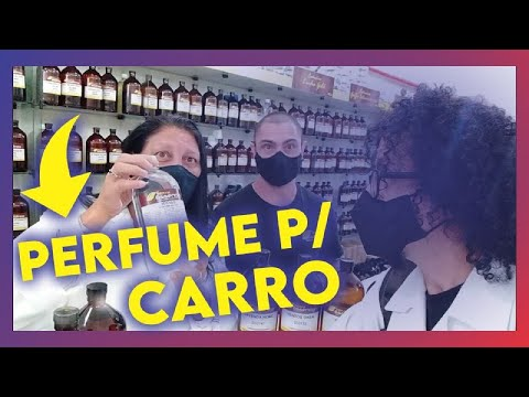 Perfume para carro 5