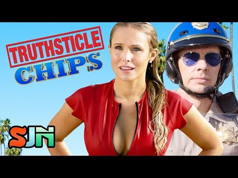 Which DC Villain Has Kristen Bell Always Wanted to Play? (CHIPS Truthsticle)