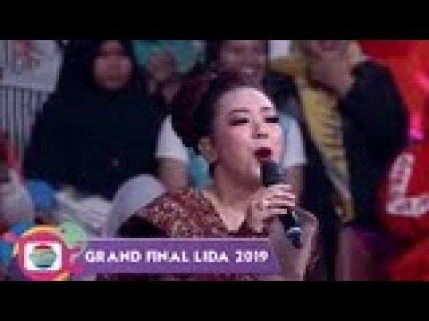 Wow!!! Judika dan Soimah Saling Beri Kecupan - GF LIDA 2019