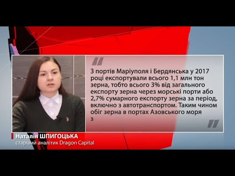 Наталія Шпигоцька, старший аналітик Dragon Capital, для 24 канал