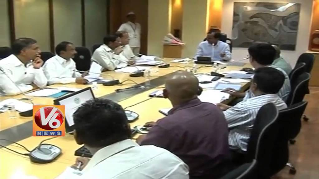 TG CM KCR Plans to waive the farmer crop loans thumbnail