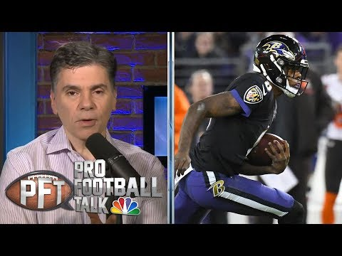 PFT Top 30 Storylines: Baltimore Ravens' new-look offense | Pro Football Talk | NBC Sports