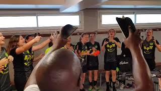 La Victoire de Carqueiranne La Crau en U17F Ligue
