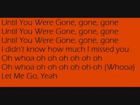chipmunk ft esmee denters until you were gone lyrics
