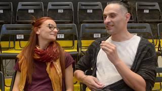 INTERVISTA A MICHELA PAOLONI COREOGRAFA E DANZATRICE