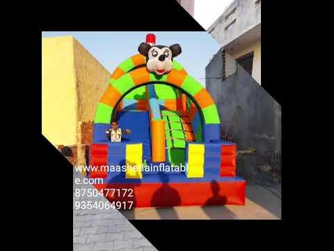 Deer Bouncy Inflatable