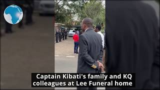 Captain Kibati set to be laid to rest