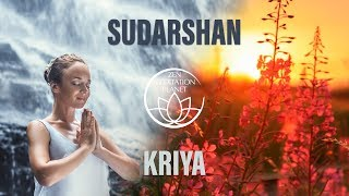 Sudarshan Kriya – Deep Breath Meditation Music For Better Health, Yoga & Wellness