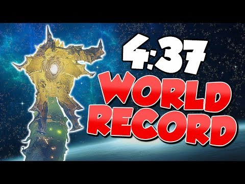Download Xol Speedrun World Record 4 37 Will Of The Thousands