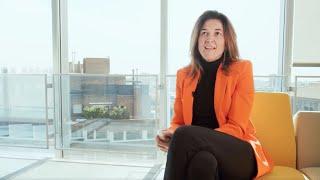 Beatriz Valentí, directora general de Zurich empresas, apuesta por la igualdad
