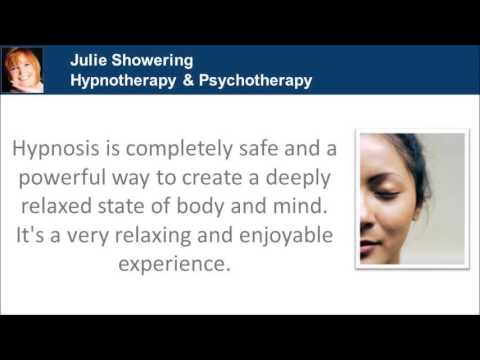 Welcome to Julie Showering Hypnotherapy