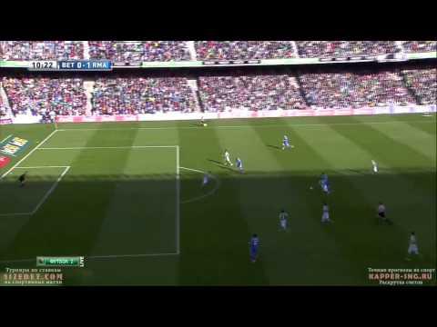 Cristiano Ronaldo Amazing longshot Goal vs Betis  HD