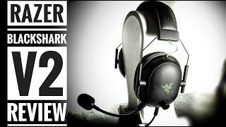 Razer Blackshark V2 Review/Test (deutsch): Razers BESTES Gaming-Headset!