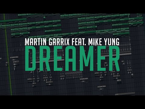 Martin Garrix Feat. Mike Yung - Dreamer (Instrumental / FL Studio Remake)