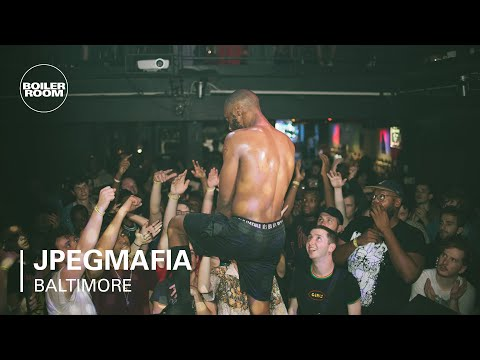 JPEGMAFIA (live) – Jesus Forgive Me I Am A Thot | Baltimore: JPEGMAFIA Album Launch