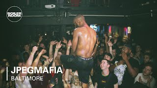JPEGMAFIA (live) – Jesus Forgive Me I Am A Thot | Baltimore: JPEGMAFIA Album Launch
