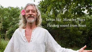 Impossible Shamanic Voice by Istvan Sky - Divine Overtone Chanting