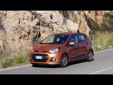(ENG) 2014 Hyundai i10 - Test Drive and Review
