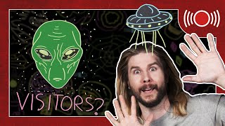 That British Astronaut is Wrong About Aliens on Earth | Because Science Live!