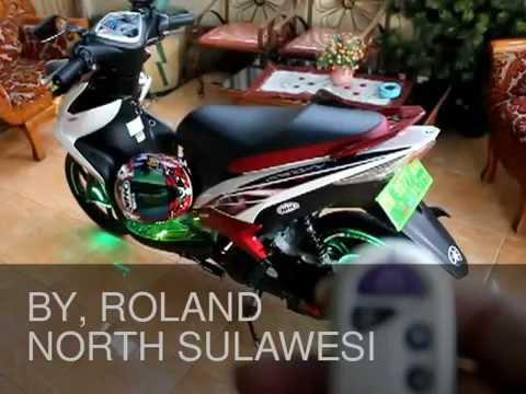 Video YAMAHA XEON 125 VARIASI BY Mr, ROLAND. CLUB XEONERS INDONESIA ( X - 577 )