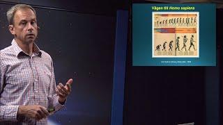 Thumbnail for video: Människans ursprung 1/3: Fossilen - Biblisk kreationism avsnitt 13 - Göran Schmidt
