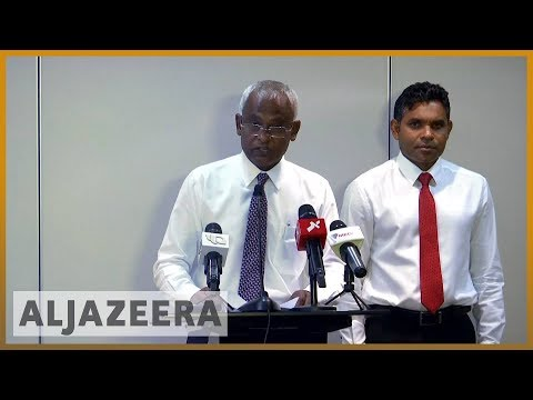 🇲🇻 Maldives opposition claims presidential election victory | Al Jazeera English