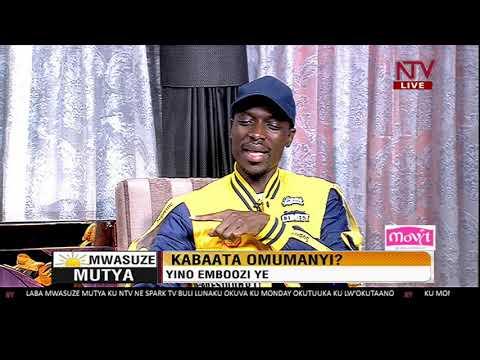 Mwasuze Mutya: Emboozi ya munnakatemba Kabaata