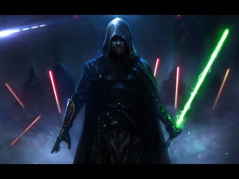 My Top 10 Favorite Jedi/Sith