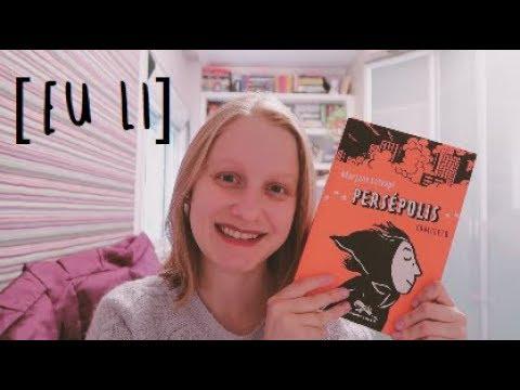 PERSÉPOLIS   Livros e mais #87