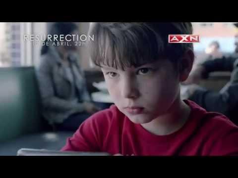 Trailer - Série Resurrection (Legendado) - De Lugar Nenhum