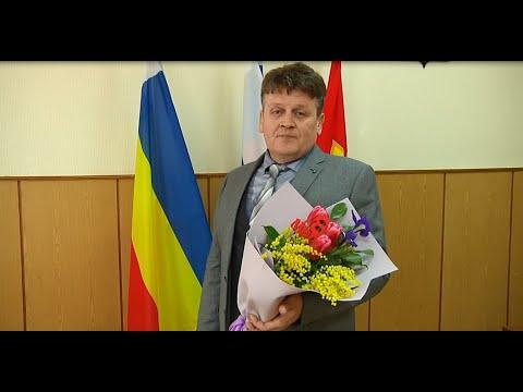 Поздравление жительниц Песчанокопского района с Международным женским днем - 8 марта