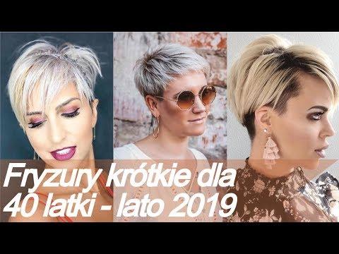 Top 30 Modne Krótkie Fryzury Damskie игровое видео